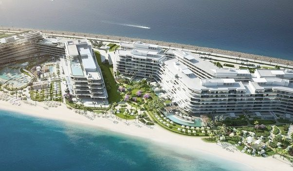 Major luxury residential project to come up in The Palm