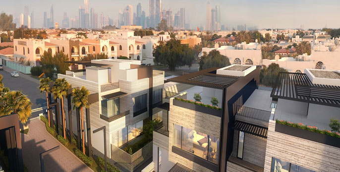 Kanoo Group launches new upscale villas in the heart of Dubai