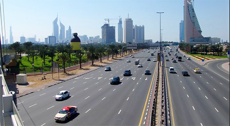 dubai driving tips