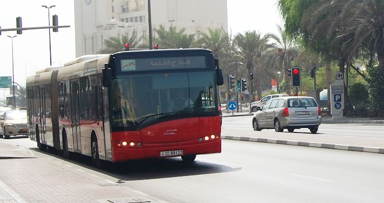 Public Transportation Dubai