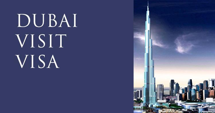 Visit Visa for Dubai, Abu Dhabi and Sharjah