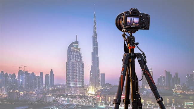 photography rules in Dubai