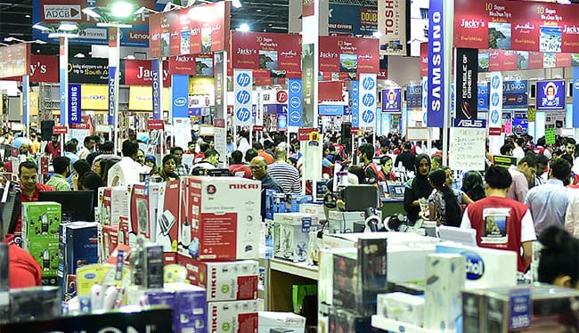 gitex shopper 2019