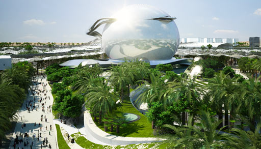 green dubai expo 2020
