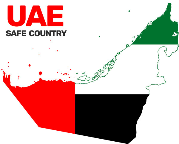uae safe country
