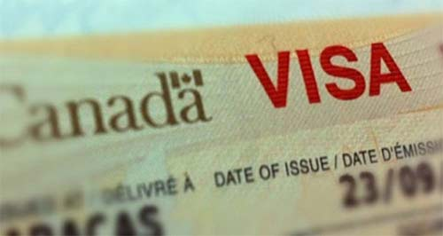 canada visa on arrival