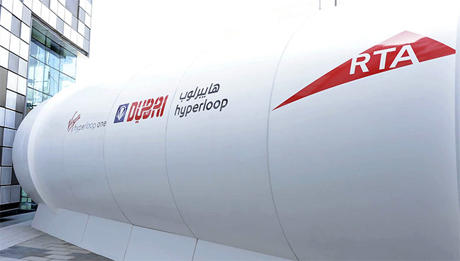 hyperloop dubai