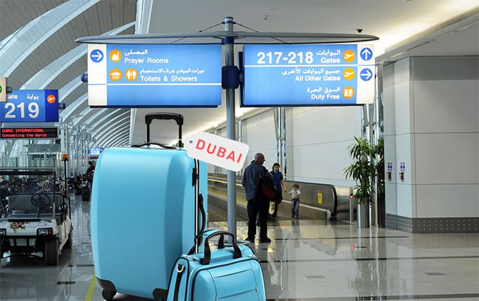 things to carry to dubai
